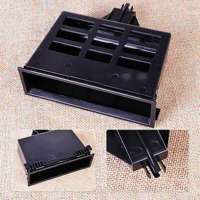 For VW Jetta Golf Bora Passat Dashboard Center Storage Tray Cubby Box 3B0857058