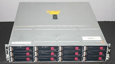 HP M6412A, Storage Drive Array, Fibre Channel with 12x 300GB FC, AG638B #C2-2