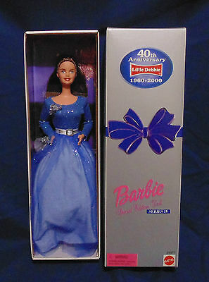 40th ANNIVERSARY 2000 LITTLE DEBBIE SERIES IV  BARBIE - NEVER REMOVED FROM BOX