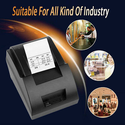 58mm MINI Bluetooth Wireless Pocket Mobile Thermal Receipt Printer for Android