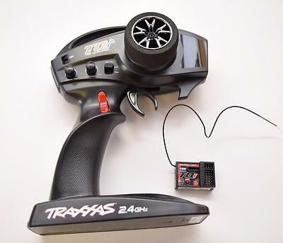 Traxxas T-maxx 3.3 TQi  Wireless 3 CH Transmitter and 5 Channel Receiver Tsm