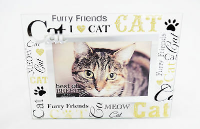 I Love My Cat Photo Picture Frame Pet Home Gift Present 6 X 4 Love