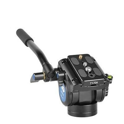 Sirui VA-5 Fluid Ultra-Compact Video Head with ARCA Type Plate / Free Shipping