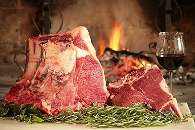 3 KG  about  Florentine steak - From Italy