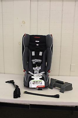 Diono Olympia Convertible Plus Booster Car Seat, Graphite