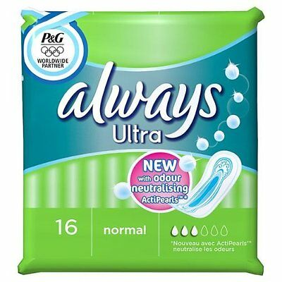 Always Ultra Pads Normal