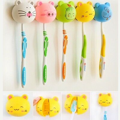 Kids bathroom Toothbrush Holder