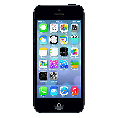 Smartphone Apple iPhone 5s - 64 Go - Gris Sidéral