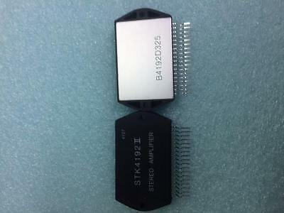 STK4192-II Stereo Amplifier IC, Ship from Canada