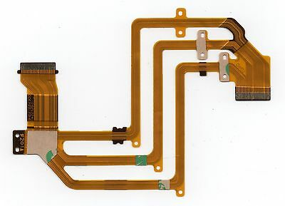 Sony DCR-SR210 DCR-SR220 LCD Screen Flex Cable Replacement Part NEW