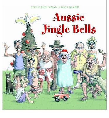 NEW Aussie Jingle Bells Christmas Book Nick Bland Paperback Book