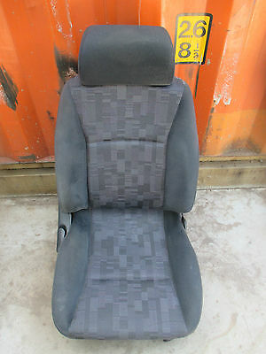 Nissan Skyline R33 Series 2 Coupe - Front Drivers Seat - Rhs