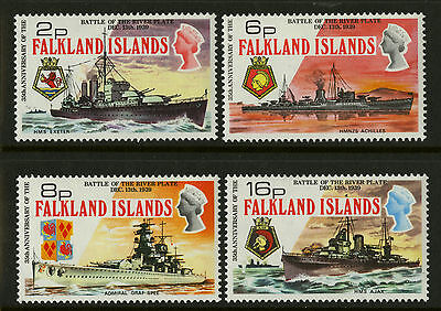 Falkland Islands  1974   Scott #237-240   Mint Never Hinged Set