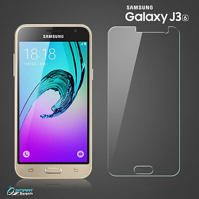 Tempered Glass Screen Protector Guard For Samsung Galaxy J3 2016 J3 (6)