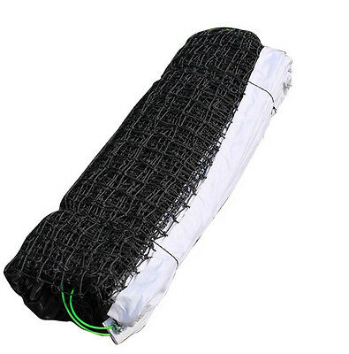 Tennis Net Portable Standard  Replacement  Full Size 41.9x3.5ft Fixing Cable
