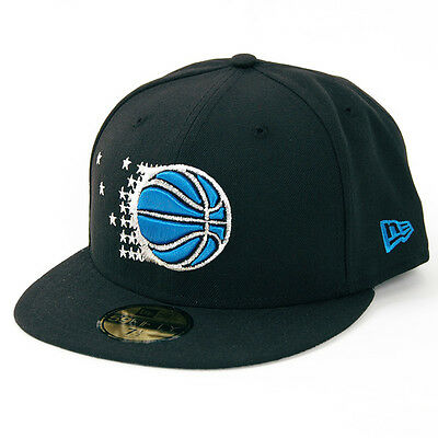 Orlando Magic Basic NBA 59Fifty Fitted Team Cap By New Era Size 7 3/8
