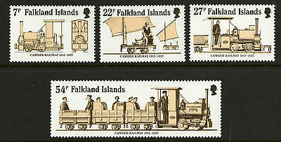 Falkland Islands  1985  Scott #416-419  Mint Never Hinged Set