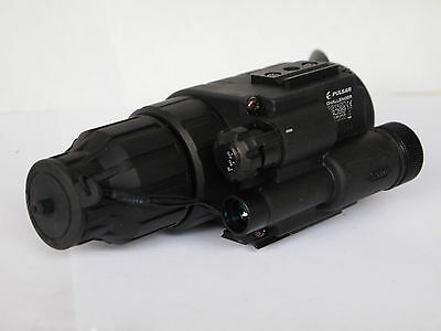 Pulsar Challenger GS 1x20 russian night vision / residual light amplifier