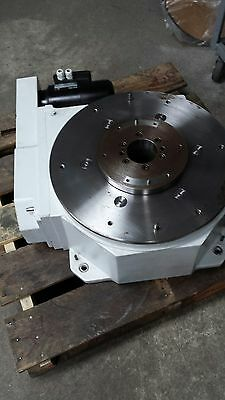Weiss Index Rotary Indexer TC500T 6 Pos TC 500T Used But Great Working Condition