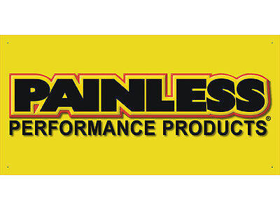 PAINLESS PERFORMANCE Car Auto Parts Club Shop Display Advertising Banner