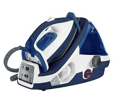 Tefal GV8962 Pro Express Total Auto Steam Generator Iron, 2400 W 6.5 Bar