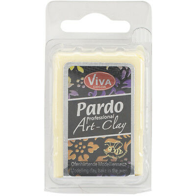 Pardo Art Clay Translucent 56G Yellow PARDOTRN-20660