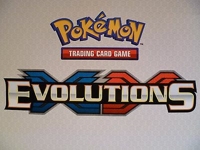 Pokemon - XY Evolutions - Trainer cards x1