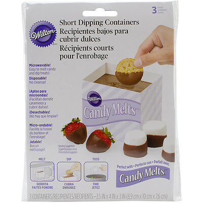 Dipping Disposable Tray 3/Pkg Microwavable W1904100