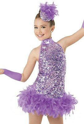 Ice skating dress Competition Figure Skating Baton Twirling Costume Tap Jazz