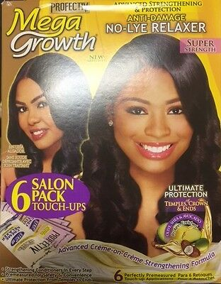 PROFECTIV Mega Growth Therapeutic No-Lye Super Relaxer 6 Touch Up