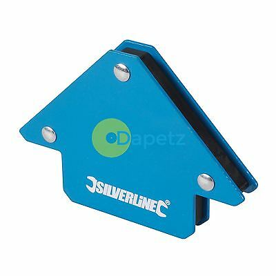 Powerful Welding Magnet 75mm Soldering Hand Tool Frees Hands For Work