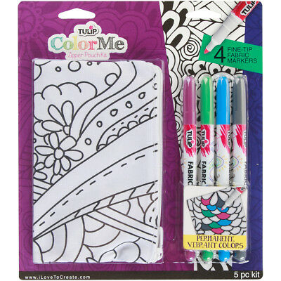 Tulip Colorme Pouch & Marker Kit  35089