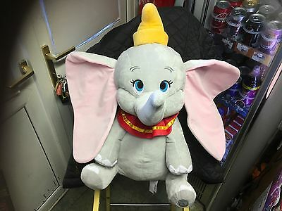 OFFICIAL DISNEY XL LARGE 56cm DUMBO SOFT TOY PLUSH NEW WITH TAGS