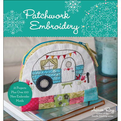 Lark Books Patchwork Embroidery LB-09244