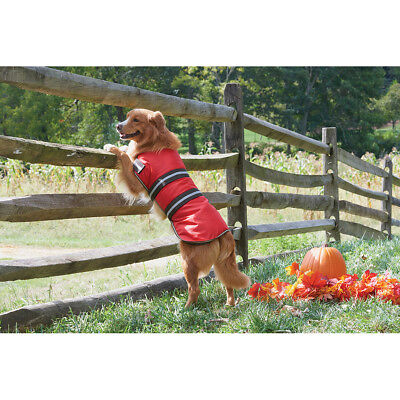 Dog Blanket Coat Red Small 752424