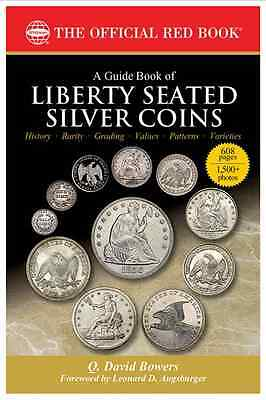 The Official Red Book: A Guide Book of Liberty Seated Silver Coin Collector Gift