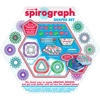 Spirograph Shapes Set  1022