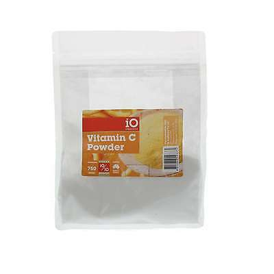 Vitamin C Powder iO Horse Equine 750g Health Supplement