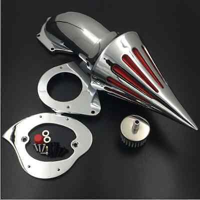 Motorcycle Spike Air Cleaner Intake Filter for Kawasaki Vulcan VN800A Classic