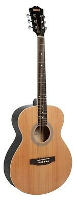 REDDING Grand Concert Acoustic Guitar Spruce Top *NEW* CHOOSE YOUR COLOUR