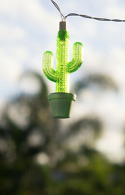 New Beginning Boutique Sunnylife Cactus String Lights