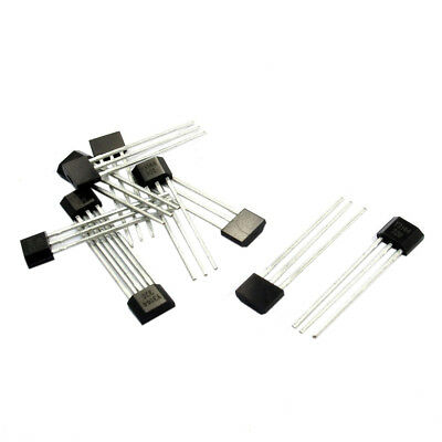 10Pcs Y3144 Sensitive Hall Effect Sensor Magnetic Detector 4.5-24V F6