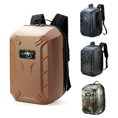 Traveling Waterproof Backpack Shoulder Bag Hard Shell Case For DJI Phantom 3 BT