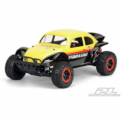 Pro-Line Volkswagen Baja Bug Unpainted Body for Traxxas Slash - PL3238-62