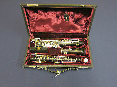 Marigaux Strasser 501 Oboe (used instrument) - Fully Serviced