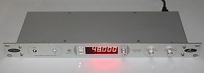 Antelope Isochrone OCX High Resolution Master Audio Clock Oven Controlled Atomic