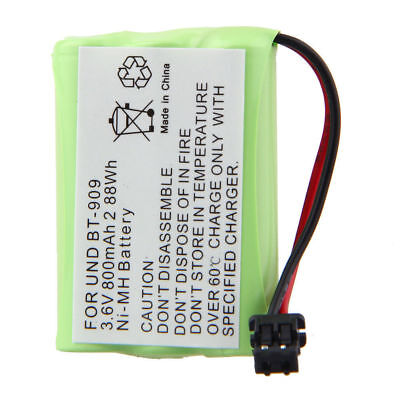 1x 3*AAA 3.6V 800mAh NI-MH Battery for UND BT-909 KXTC1210 KXTC1220 PP102 TYPE22