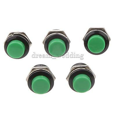 5x Ac 125v 6a 2 Pin Microswitch für Taster An Aus Schalter On Off Switch