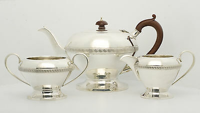Superb Sterling Silver TEA SET Birmingham 1930 37oz