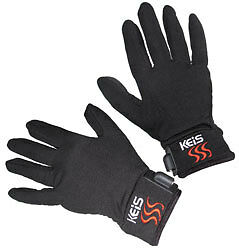 Xmas Gift Keis Heated Inner Thermal Glove Dog Horse Walking Skiing Motorcycling
